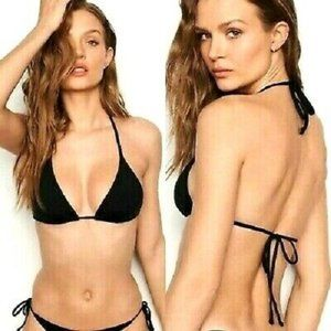 NWT Victorias Secret VS Swim Slide Triangle Bikini